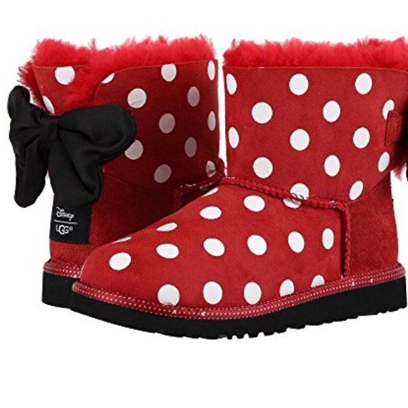 Boots Mouse Short Minnie Edition Poshmark S Ugg Shoes Limited On4qxqp0
